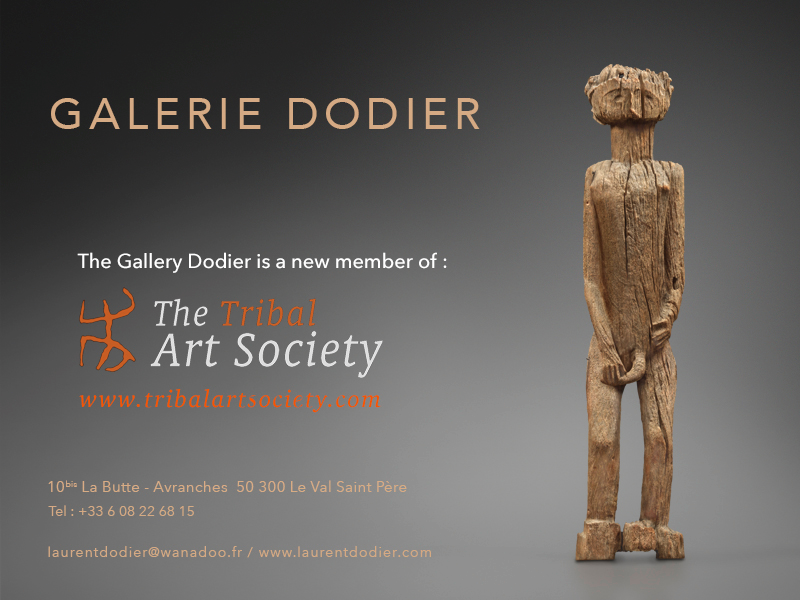 Tribal Art Society - Galerie Laurent Dodier - Art Tribal