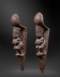 Etrier Échasse - Galerie Laurent Dodier - Art Tribal