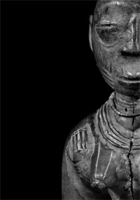 Maternité Yoruba - Galerie Laurent Dodier - Art Tribal