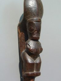 Echasse Marquise - Galerie Laurent Dodier - Art Tribal