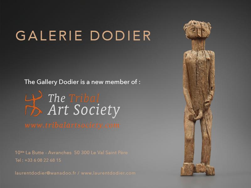 Tribal Art Society - Galerie Laurent Dodier - Art Tribal