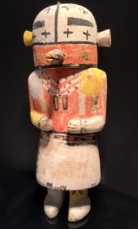 Katchina Arizona - Galerie Laurent Dodier - Art Tribal