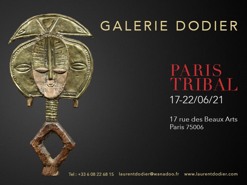 Paris Tribal 2021 - Galerie Laurent Dodier - Art Tribal